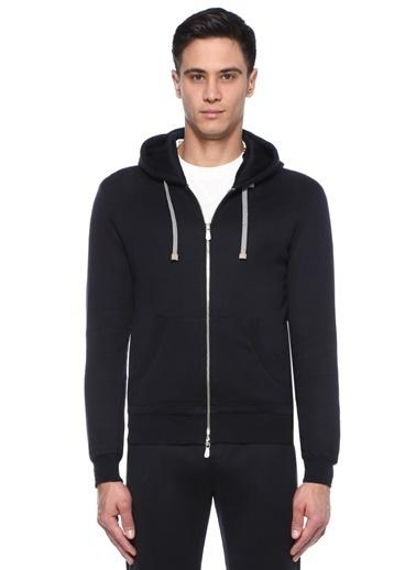 Eleventy Sweatshirt Lacivert